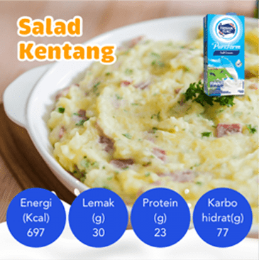 Resep Salad Kentang